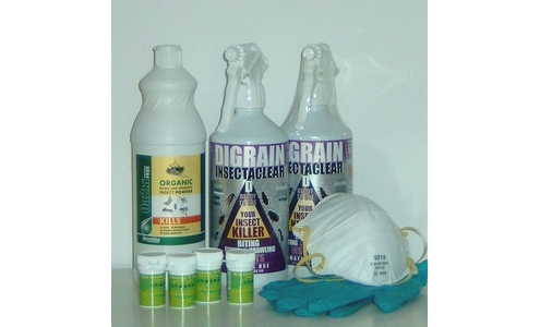 Bed Bug Eradication & Control Treatment Pack 2