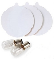 Replacement Bulbs & Glue Boards