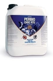 Perbio Professional Bed Bug & Flea Killer Insecticide 5 ltr.