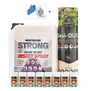 Bed Bug Eradication & Control Treatment Pack 3